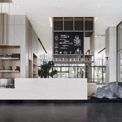 H Design, Yueshan Mansion, bloc | tecnne