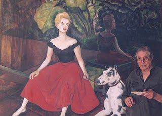 Diego Rivera, Muralismo en restauro