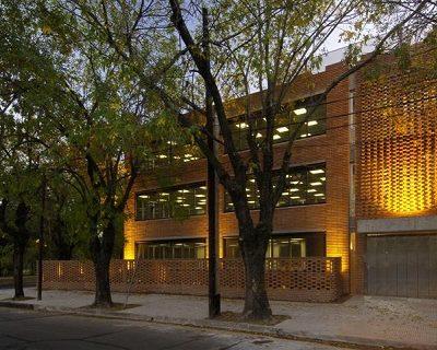 Proyecto de Iluminación para el Centro de Consignatarios de Hacienda