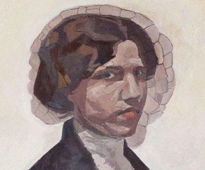 Retrato inédito de Joaquin Torres García