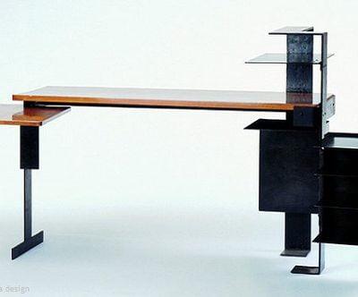 Pierre Chareau, mesa escritorio