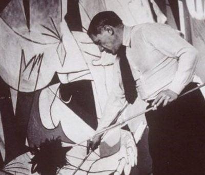 La repulsión bélica de Picasso