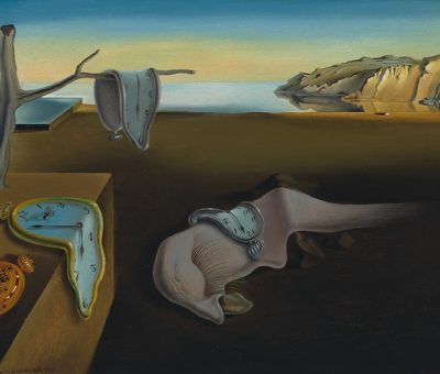 Dalí, la flacidez del tiempo
