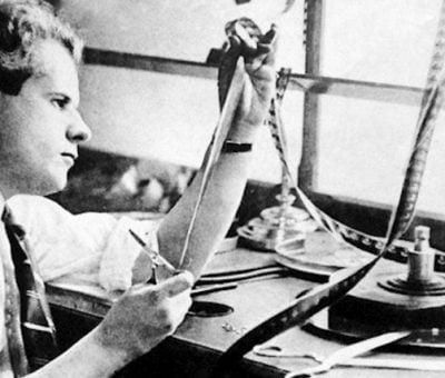 Eisenstein, montaje y arquitectura