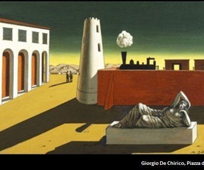 Chirico, la abolición del tiempo