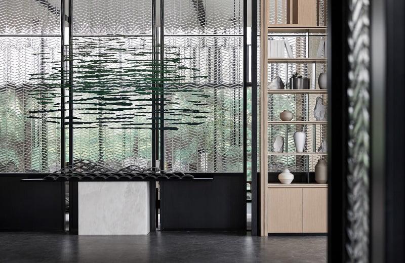 H Design, Yueshan Mansion, bloc