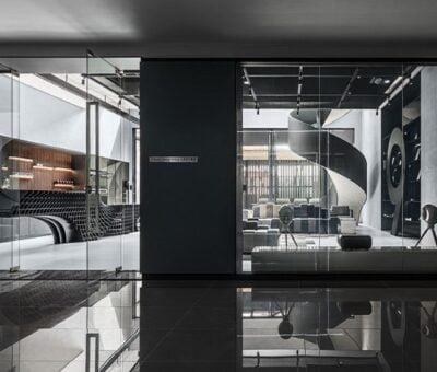 9Studio, diseño como escenario