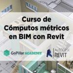 Curso computo metricos BIM Revit, bloc tecnne