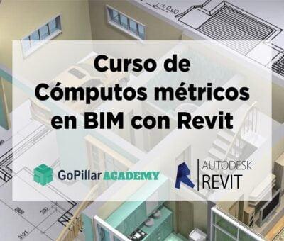 Realiza estimaciones de Obra con Cómputos Métricos en BIM