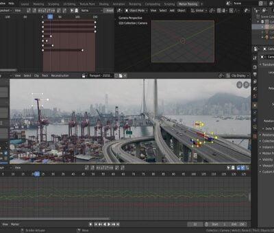 Blender:  todas las características del software de modelado 3D